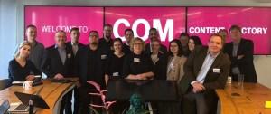 Mediamoss Newsroom Seminar Chef vom Dienst Telekom