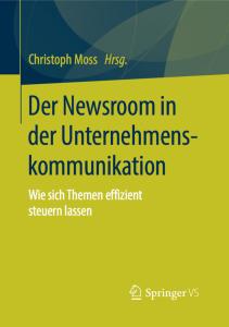 Christoph Moss Buch Newsroom