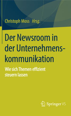 Christoph Moss Buch Newsroom