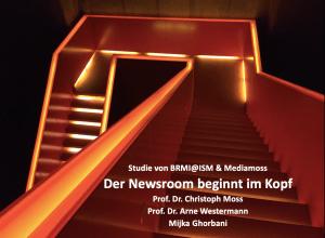 Mediamoss ISM Newsroom Studie