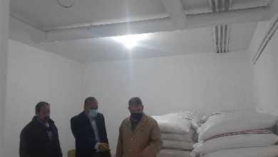 اقالة مديرة صالة السورية للتجارة لضبط 6 طن سكر في منزلها
