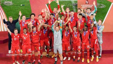 بايرن ميونخ يتوج بكأس العالم للأندية في قطر