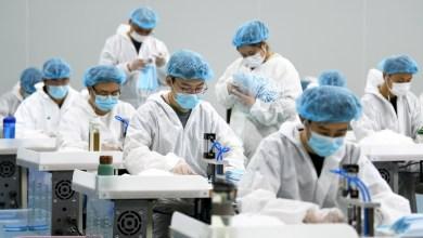 الصين حققت المليارات من بيع الكمامات للعالم عام 2020
