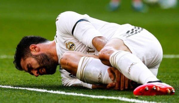 لعنة الإصابات تطادر ريال مدريد الإسباني