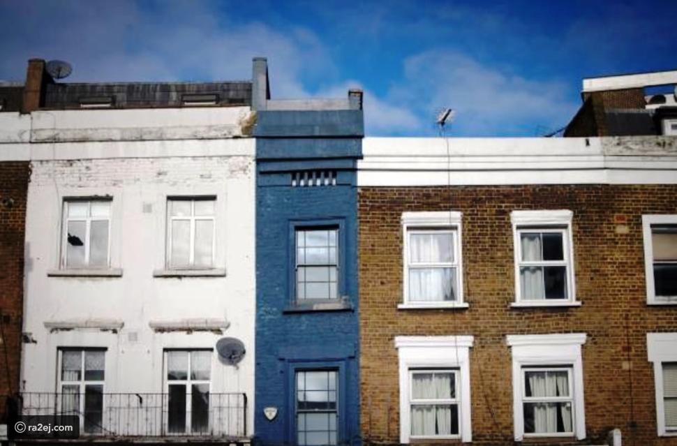 أكثر من مليون يورو ثمن لأضيق منزل في لندن