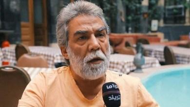 الفنان السوري أيمن رضا