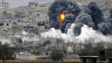 تواصل مسلسل القصف الروسي على قرى ريف إدلب الشمالي