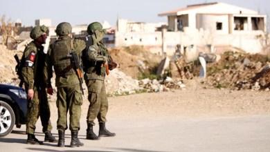 روسيا تنبش القبور في دمشق بحثاً عن رفات إسرائيلي