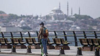 بالكميرات تركيا تصيد المخالفين لعدم ارتداء الكمامة في الطرقات