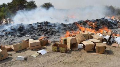 النظام السوري يطعم شعبه مواد إيرانية فاسدة معدة للإتلاف