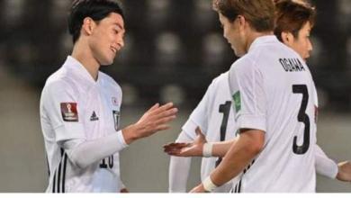 منتخب اليابان يقسو على منغوليا بنتيجة 14-صفر في تصفيات كأس العالم