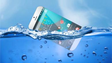 ماذا تفعل إذا سقط هاتفك في الماء؟