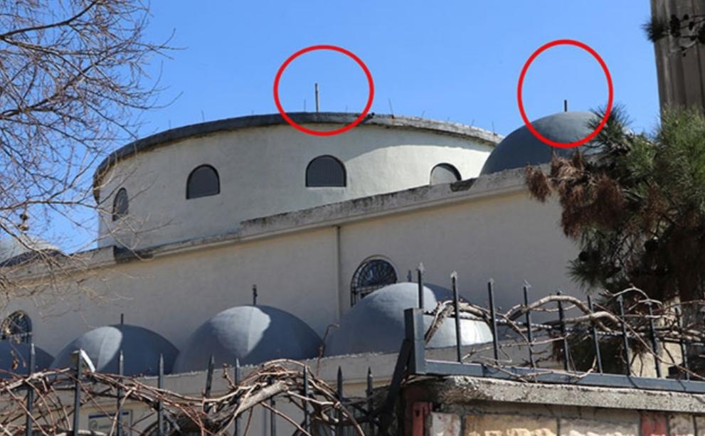 مسجد في ولاية غازي عنتاب يتعرض للسرقة أكثر من 15 مرة