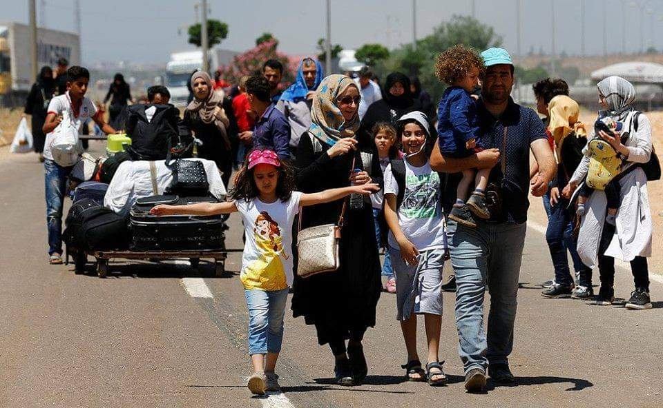 رغم الأزمة الاقتصادية النظام السوري مستعد لتقديم جميع التسهيلات لعودة اللاجئين