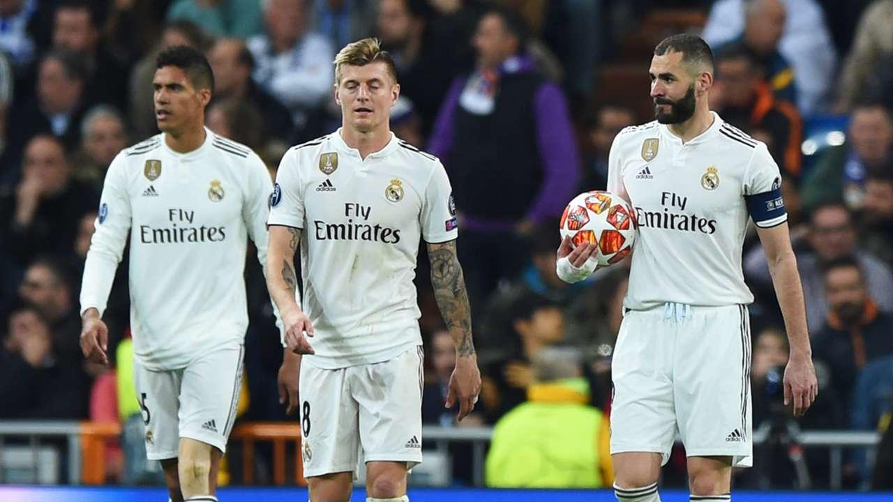 الجماهير الإسبانية تعلق آماله بريال مدريد في دوري الأبطال