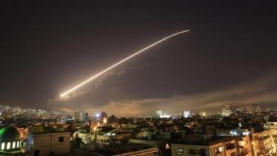 تواصل مسلسل الغارات الإسرائيلية على دمشق