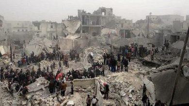 تقرير يكشف حجم الخسائر البشرية والكارثية للصراع في سوريا