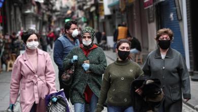 تركيا تسجل أعلى حصيلة إصابات يومية بكورونا منذ بداية تفشي الوباء