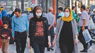 إيران تتجازو المليوني حالة إصابة بالفيروس