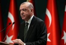 الرئيس التركي يعلن عن إغلاف جزئي بعد تسجيل أرقام قياسية في الإصابات