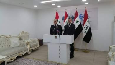 العراق يجري مباحثات مع سوريا لاستيراد الغاز