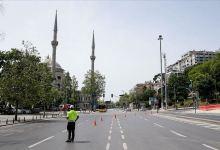 تفاصيل حظر التجول الأسبوعي بتركيا في ظل ارتفاع إصابات كورونا