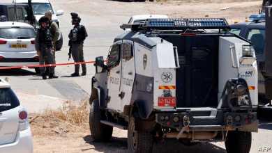 مقتل فلسطينيين اثنين بالرصاص الشرطة الإسرائيلية