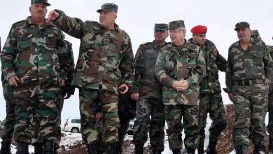 النظام السوري يقتحم الفيلق الرابع يضع وزير الدفاع تحت الإقامة الجبرية
