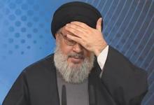 """أنباء عن تدهور الحالة الصحية """"حسن نصرالله"""""""