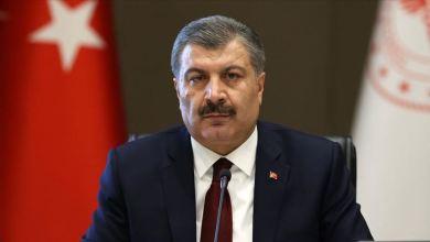 وزير الصحة التركي يكشف عن عدد الإصابات بكورونا في الولايات التركية