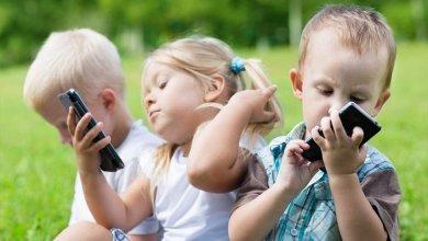 نصائح هامة من مخاطر استخدام الأطفال الهواتف المحمولة