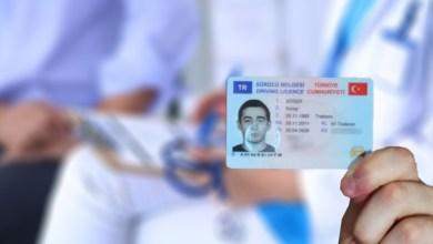 قرارا هام يدخل حيز التنفيذ بخصوص السائقين في تركيا (شهادة نفسية)