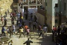 مشاجرة دامية بين أبناء عمومية في مصر إثر خلاف على دفن متوفيه
