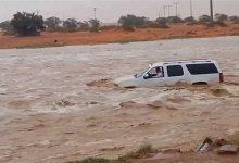 وفاة 3 أفراد من عائلة واحدة جراء السيول في السعودية