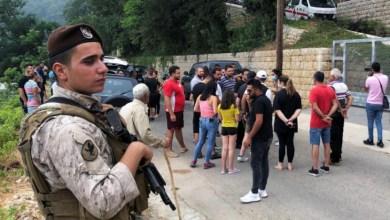 3 قتلى بتحطم طائرة تدريب في لبنان