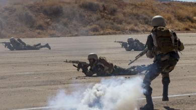 روسيا تجري تدريبات عسكرية واسعة على الساحل السوري