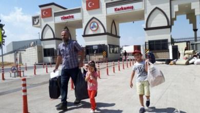 رابط التسجيل لحجز موعد وإجراءات الدخول إلى سوريا