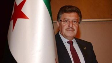 سالم المسلط رئيساً للائتلاف السوري المعارض