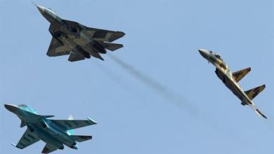 غارات روسيّة تستهدف عفرين للمرة الأولى منذ 2018