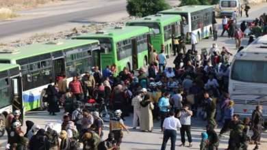 تحت وطأة القصف العنيف .. مهلة أخيرة لأهالي درعا لإخلاء المدينة