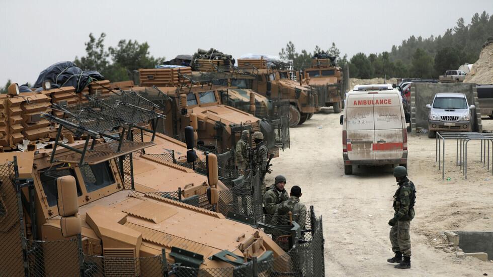 """وصول تعزيزات عسكرية أمريكية """"جديدة"""" إلى سوريا"""