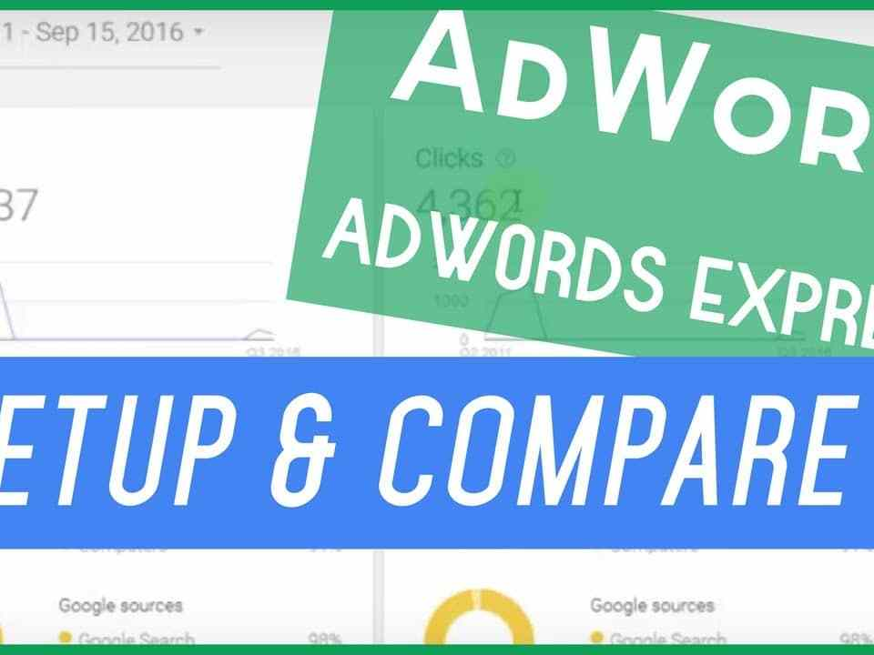 Adwords Express