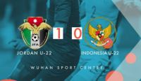 Yordania vs Indonesia 1-0