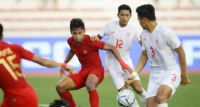 Indonesia vs Myanmar 4-2 SEA Games 2019