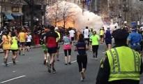 Bom Boston Amerika Serikat 2013