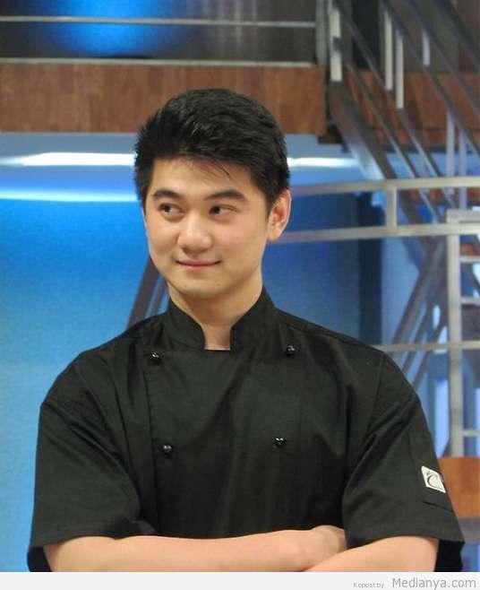 Chef Arnold Juri Master Chef 2013