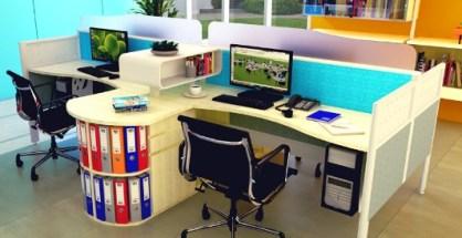 Partisi Kantor Enduro Furniture