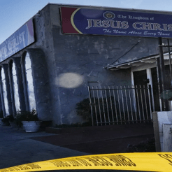 Philippine Based Church in Los Angeles Raided 3