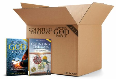 Ray Comfort is Delivering New Book 'Counting the Days' in Innovative Way