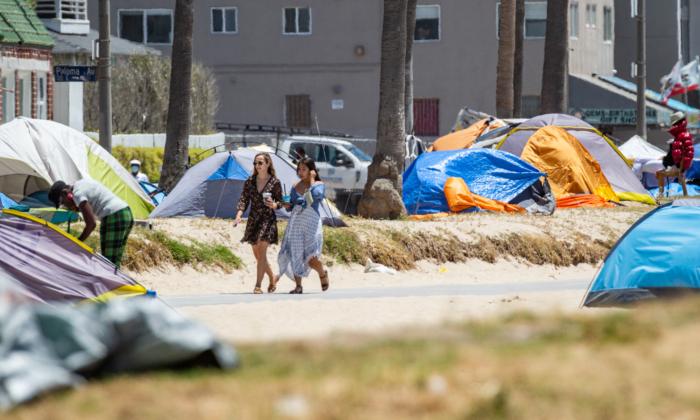 Demise of Venice Beach